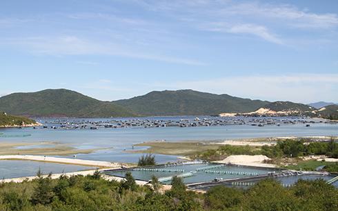 Khu vực bắc Vân Phong có nhiều tiềm năng phát triển kinh tế nhưng chưa được khai thác hết